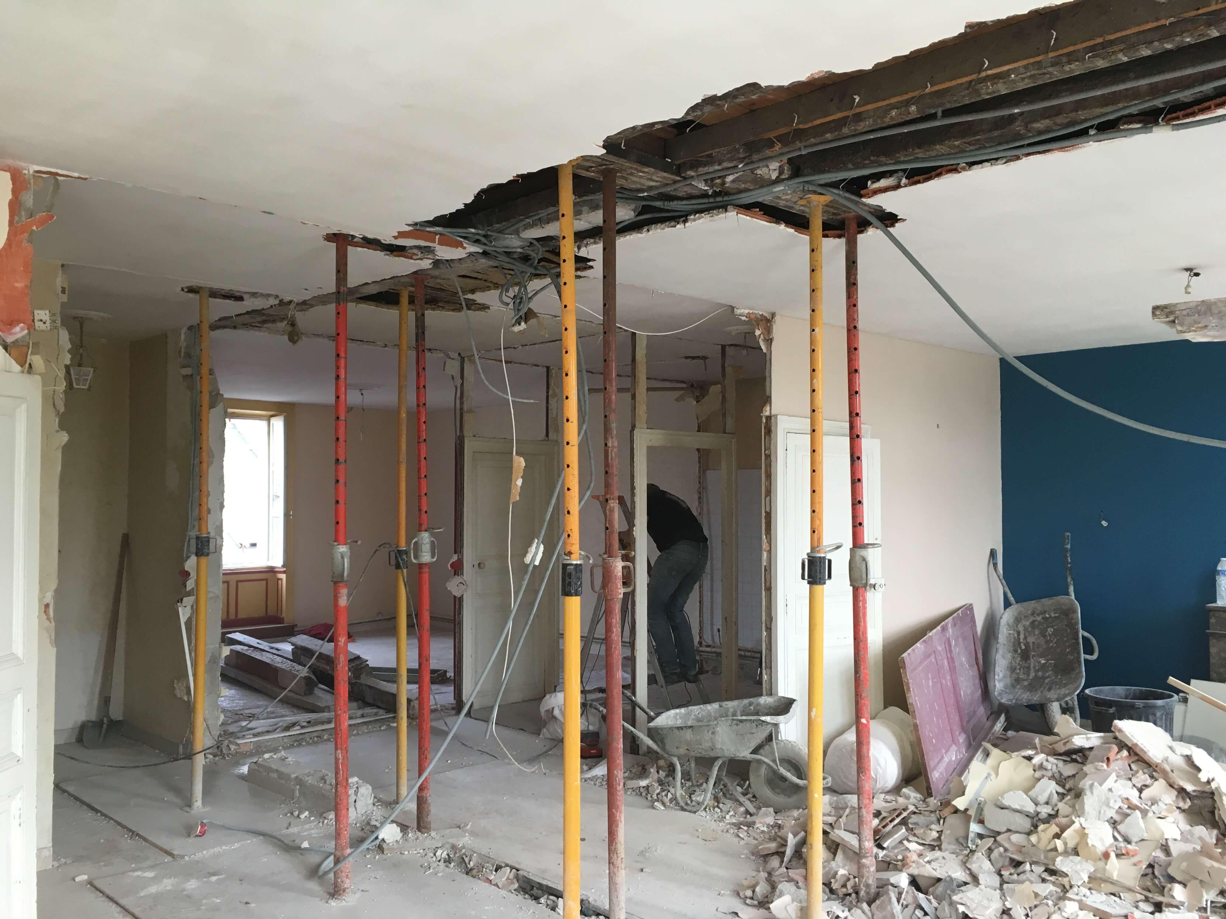 Démolition rénovation nantes