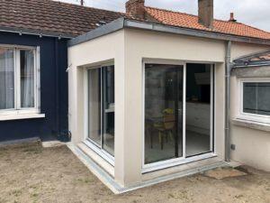 Extension maison reze