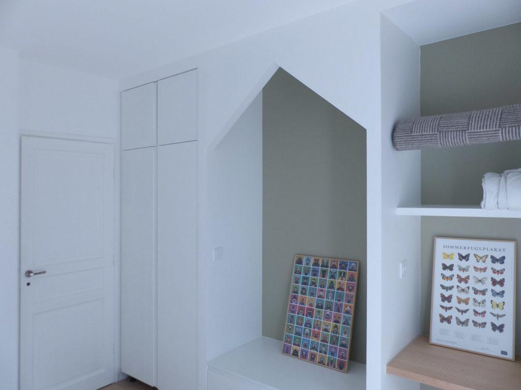 Extension rénovation chambre