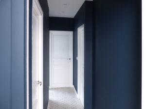 Extension rénovation intérieure