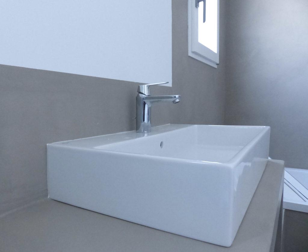 Extension rénovation salle de bain