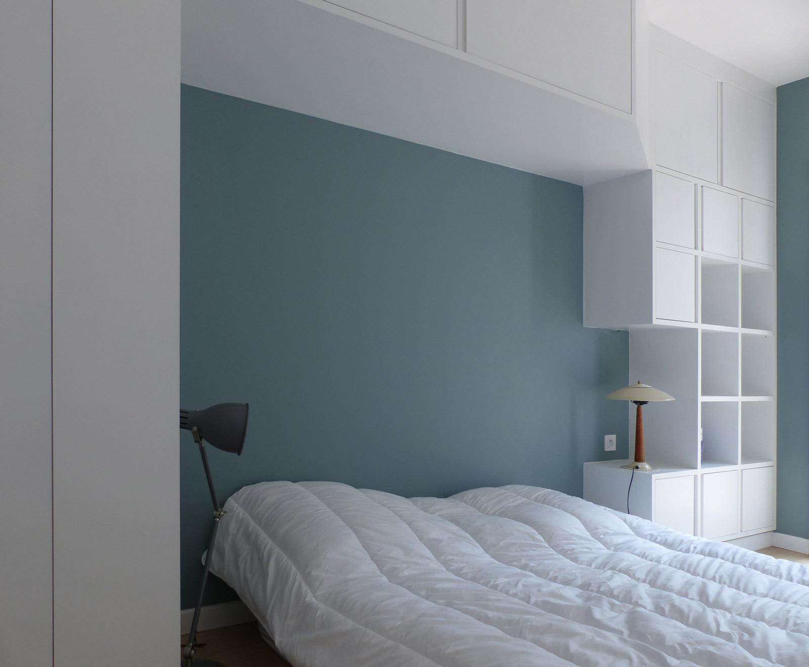 Rénovation chambre extension
