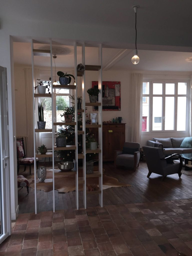 renovation interieure entree